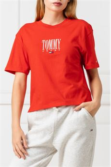 Tommy Jeans  DW0DW06721667 ROSSO